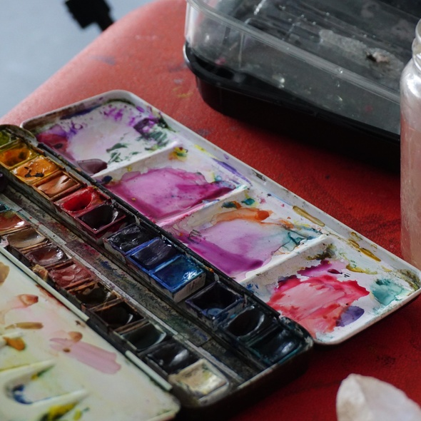 WORKSHOP: Watercolour for Beginners